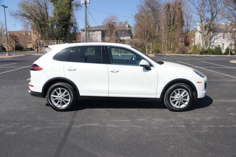 Used 2018 Porsche Cayenne PREMIUM AWD W/NAV for sale Sold at Auto Collection in Murfreesboro TN 37130 8