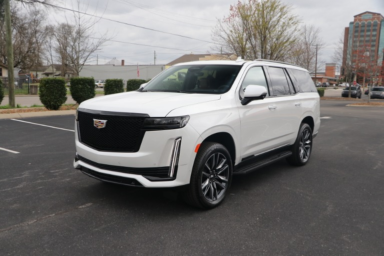 Used 2021 Cadillac Escalade SPORT 4WD W/NAV for sale Sold at Auto Collection in Murfreesboro TN 37130 2