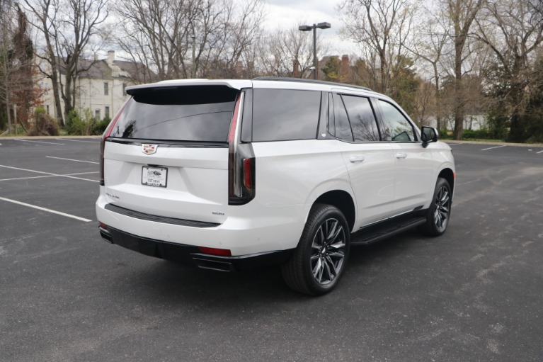 Used 2021 Cadillac Escalade SPORT 4WD W/NAV for sale Sold at Auto Collection in Murfreesboro TN 37130 3