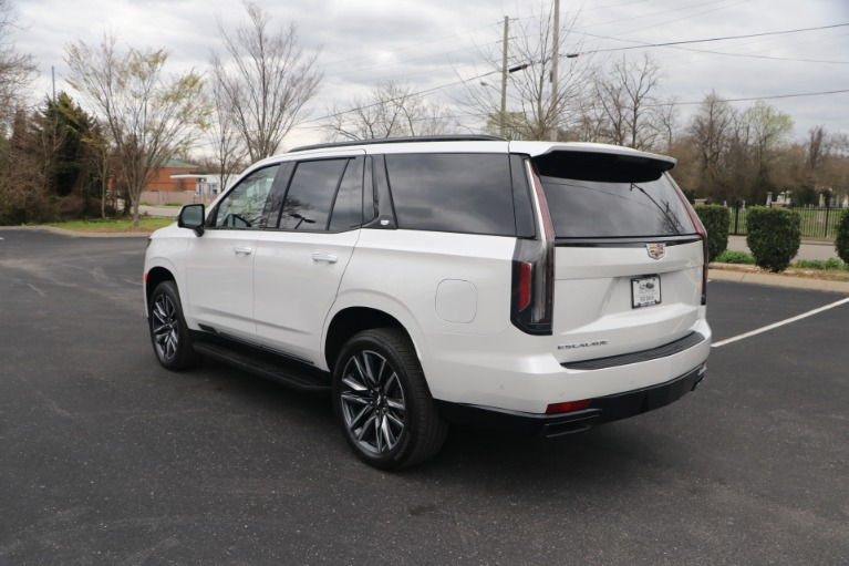 Used 2021 Cadillac Escalade SPORT 4WD W/NAV for sale Sold at Auto Collection in Murfreesboro TN 37130 4