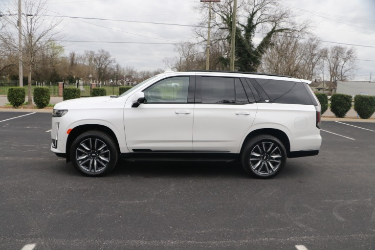 Used 2021 Cadillac Escalade SPORT 4WD W/NAV for sale Sold at Auto Collection in Murfreesboro TN 37130 7