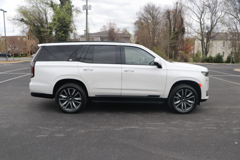 Used 2021 Cadillac Escalade SPORT 4WD W/NAV for sale Sold at Auto Collection in Murfreesboro TN 37130 8