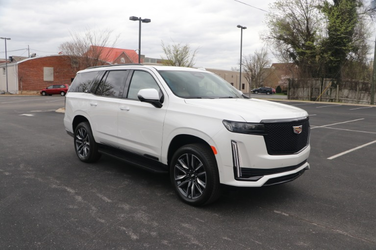 Used 2021 Cadillac Escalade SPORT 4WD W/NAV for sale Sold at Auto Collection in Murfreesboro TN 37130 1