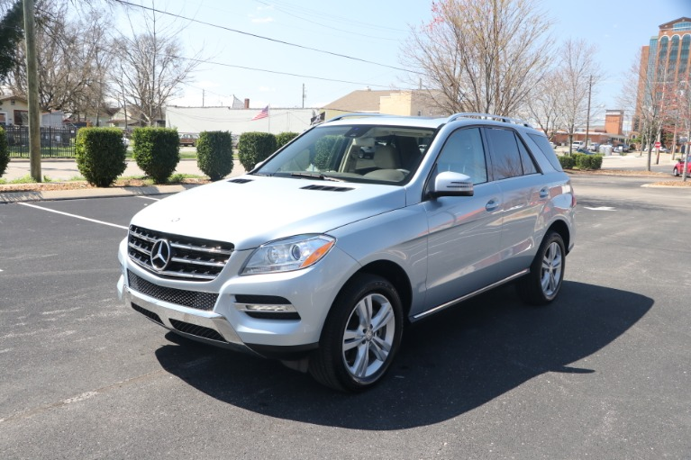 Used 2015 Mercedes-Benz ML 350 4MATIC PREMIUM W/NAV for sale Sold at Auto Collection in Murfreesboro TN 37130 2