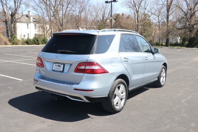 Used 2015 Mercedes-Benz ML 350 4MATIC PREMIUM W/NAV for sale Sold at Auto Collection in Murfreesboro TN 37130 3