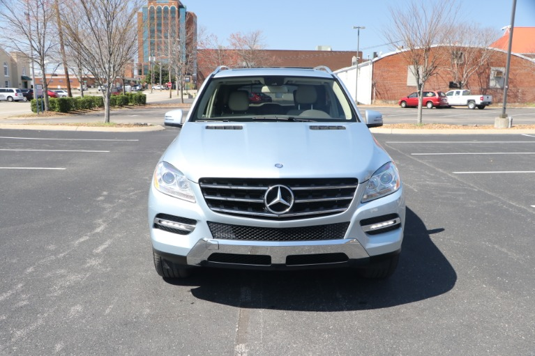 Used 2015 Mercedes-Benz ML 350 4MATIC PREMIUM W/NAV for sale Sold at Auto Collection in Murfreesboro TN 37130 5