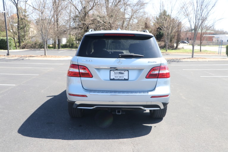 Used 2015 Mercedes-Benz ML 350 4MATIC PREMIUM W/NAV for sale Sold at Auto Collection in Murfreesboro TN 37130 6