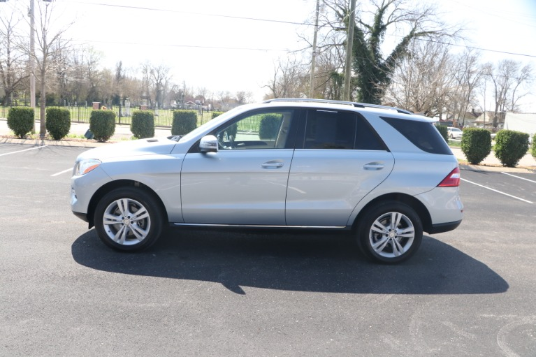 Used 2015 Mercedes-Benz ML 350 4MATIC PREMIUM W/NAV for sale Sold at Auto Collection in Murfreesboro TN 37130 7