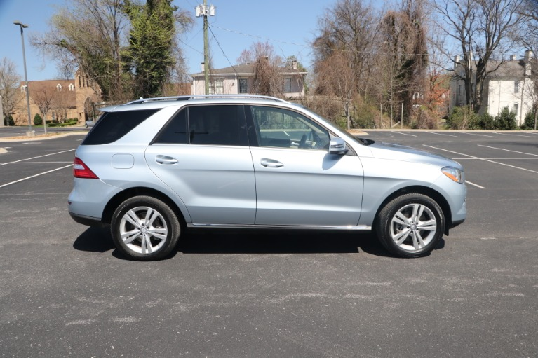 Used 2015 Mercedes-Benz ML 350 4MATIC PREMIUM W/NAV for sale Sold at Auto Collection in Murfreesboro TN 37130 8