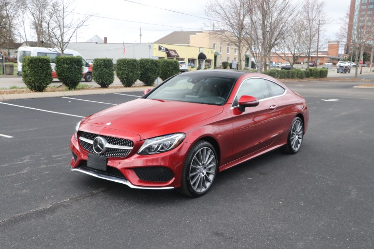 Used 2017 Mercedes-Benz C-Class C 300 for sale Sold at Auto Collection in Murfreesboro TN 37130 2