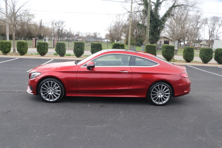 Used 2017 Mercedes-Benz C-Class C 300 for sale Sold at Auto Collection in Murfreesboro TN 37130 7