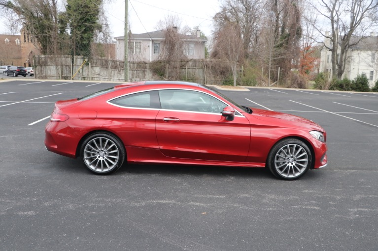 Used 2017 Mercedes-Benz C-Class C 300 for sale Sold at Auto Collection in Murfreesboro TN 37130 8