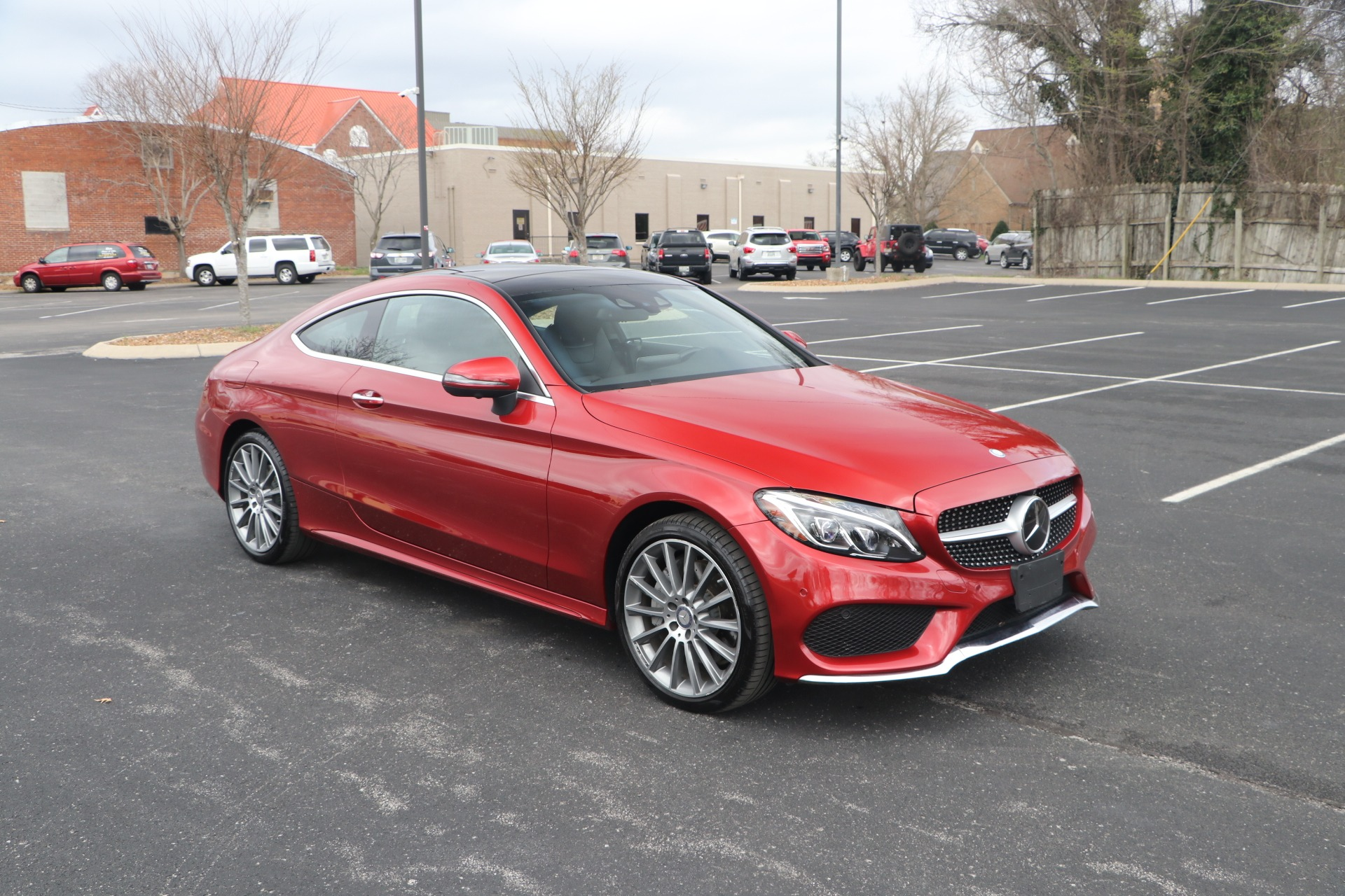 Used 2017 Mercedes-Benz C-Class C 300 for sale Sold at Auto Collection in Murfreesboro TN 37130 1