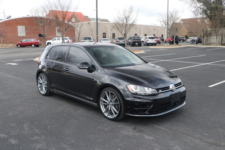 Used 2017 Volkswagen Golf R w/DCC&NAV for sale Sold at Auto Collection in Murfreesboro TN 37130 1