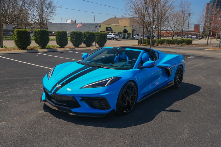 Used 2020 Chevrolet Corvette STINGRAY PERFORMANCE 3LT Z51 W/NAV for sale Sold at Auto Collection in Murfreesboro TN 37130 2
