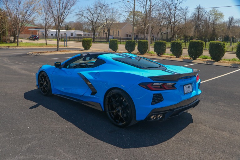 Used 2020 Chevrolet Corvette STINGRAY PERFORMANCE 3LT Z51 W/NAV for sale Sold at Auto Collection in Murfreesboro TN 37130 4