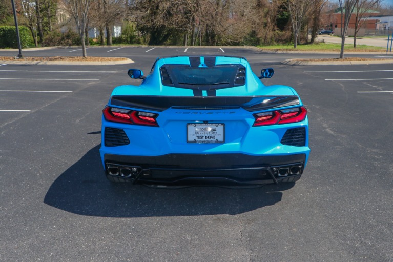 Used 2020 Chevrolet Corvette STINGRAY PERFORMANCE 3LT Z51 W/NAV for sale Sold at Auto Collection in Murfreesboro TN 37130 6