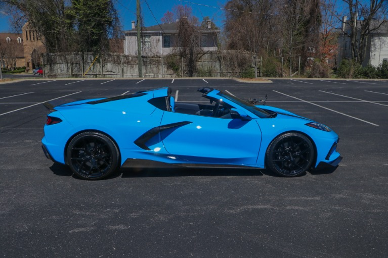 Used 2020 Chevrolet Corvette STINGRAY PERFORMANCE 3LT Z51 W/NAV for sale Sold at Auto Collection in Murfreesboro TN 37130 8