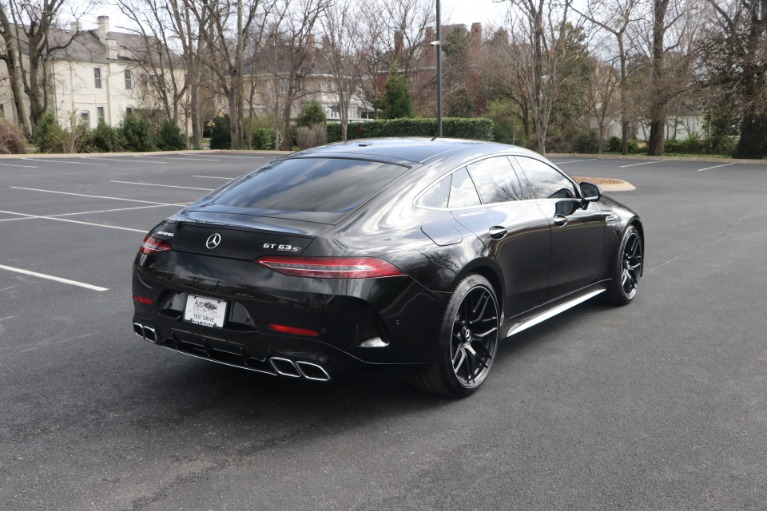 Used 2019 Mercedes-Benz AMG GT 63 S W/NAV for sale Sold at Auto Collection in Murfreesboro TN 37130 3