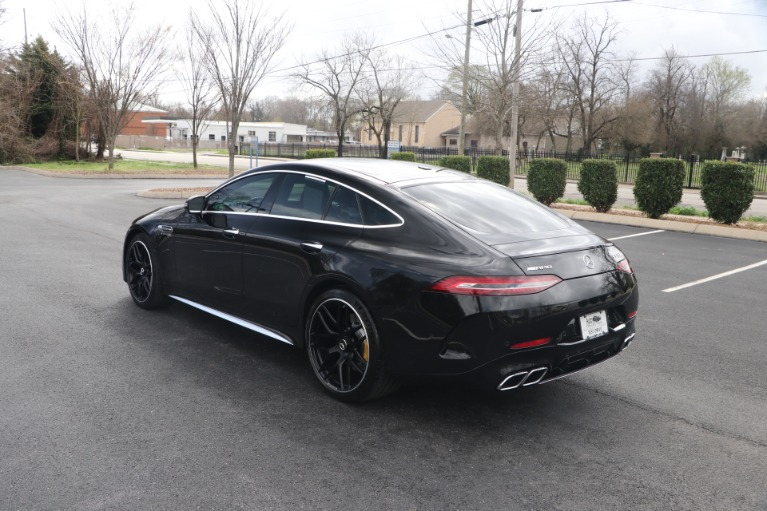 Used 2019 Mercedes-Benz AMG GT 63 S W/NAV for sale Sold at Auto Collection in Murfreesboro TN 37130 4