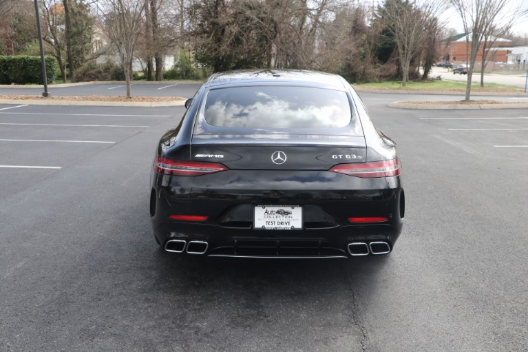 Used 2019 Mercedes-Benz AMG GT 63 S W/NAV for sale Sold at Auto Collection in Murfreesboro TN 37130 6