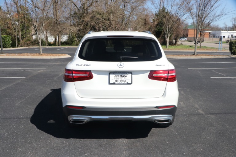 Used 2018 Mercedes-Benz GLC 300 4MATIC W/NAV for sale Sold at Auto Collection in Murfreesboro TN 37130 6