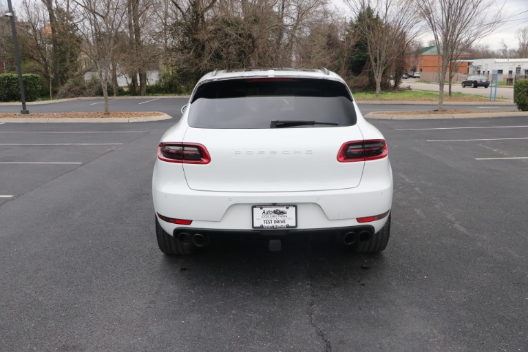 Used 2017 Porsche Macan TURBO AWD W/NAV for sale Sold at Auto Collection in Murfreesboro TN 37130 6