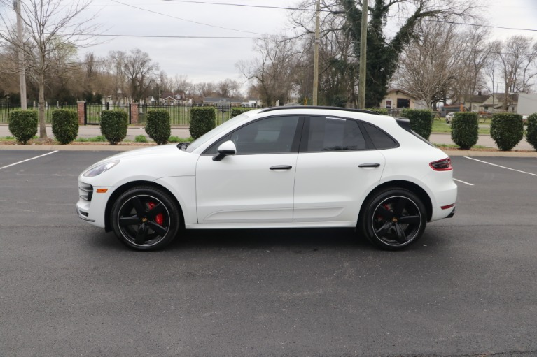 Used 2017 Porsche Macan TURBO AWD W/NAV for sale Sold at Auto Collection in Murfreesboro TN 37130 7