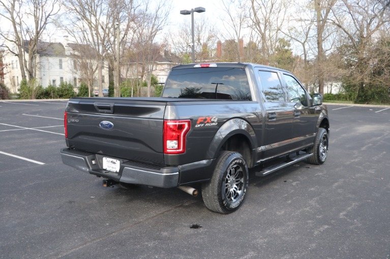 Used 2017 Ford F-150 XLT SUPERCREW 4X4 ECOBOOST for sale $29,950 at Auto Collection in Murfreesboro TN 37130 3