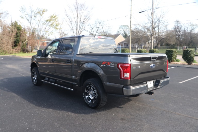 Used 2017 Ford F-150 XLT SUPERCREW 4X4 ECOBOOST for sale $29,950 at Auto Collection in Murfreesboro TN 37130 4