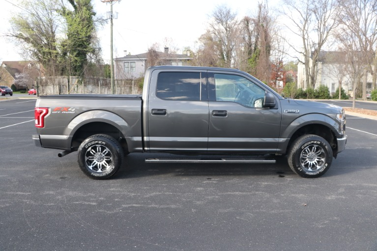 Used 2017 Ford F-150 XLT SUPERCREW 4X4 ECOBOOST for sale $29,950 at Auto Collection in Murfreesboro TN 37130 7