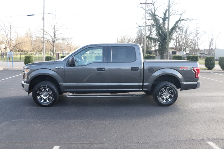 Used 2017 Ford F-150 XLT SUPERCREW 4X4 ECOBOOST for sale $29,950 at Auto Collection in Murfreesboro TN 37130 8