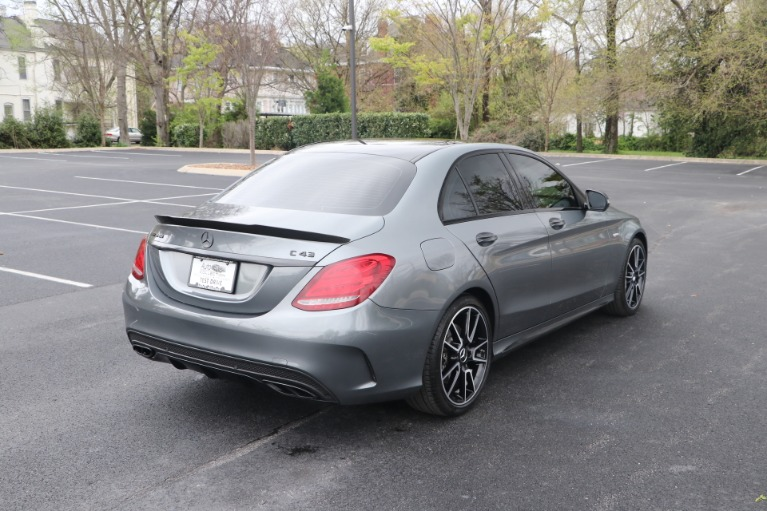 Used 2018 Mercedes-Benz C 43 4MATIC AMG W/NAV for sale Sold at Auto Collection in Murfreesboro TN 37130 3