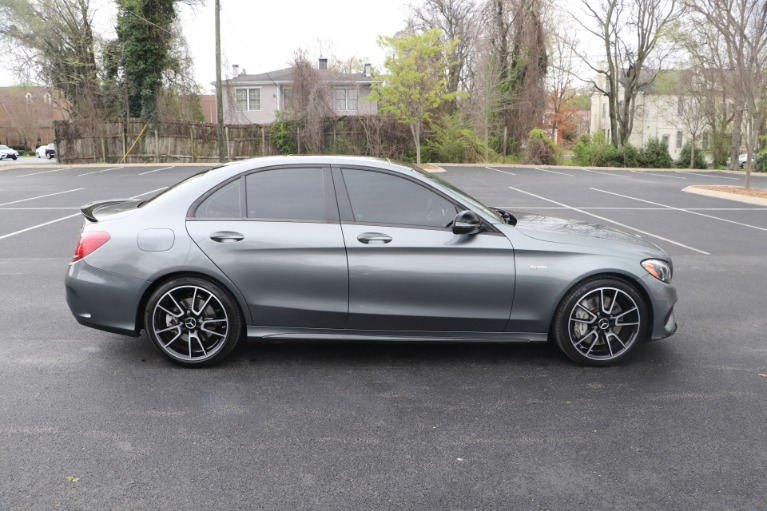 Used 2018 Mercedes-Benz C 43 4MATIC AMG W/NAV for sale Sold at Auto Collection in Murfreesboro TN 37130 8