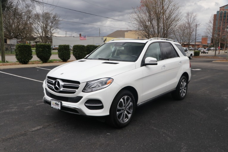 Used 2018 Mercedes-Benz GLE 350 PREMIUM 4MATIC W/NAV for sale Sold at Auto Collection in Murfreesboro TN 37130 2