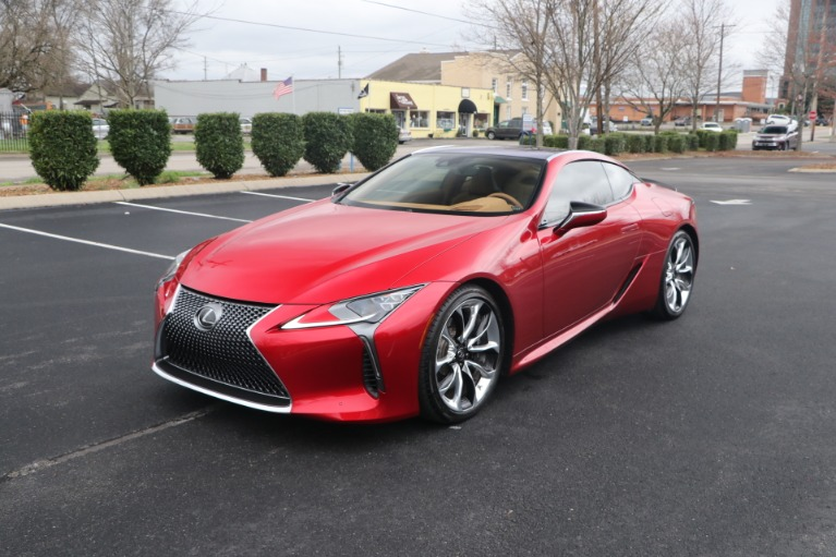 Used 2019 Lexus LC 500 COUPE W/SPORT PKG for sale Sold at Auto Collection in Murfreesboro TN 37130 2