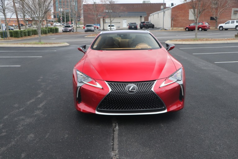 Used 2019 Lexus LC 500 COUPE W/SPORT PKG for sale Sold at Auto Collection in Murfreesboro TN 37130 5