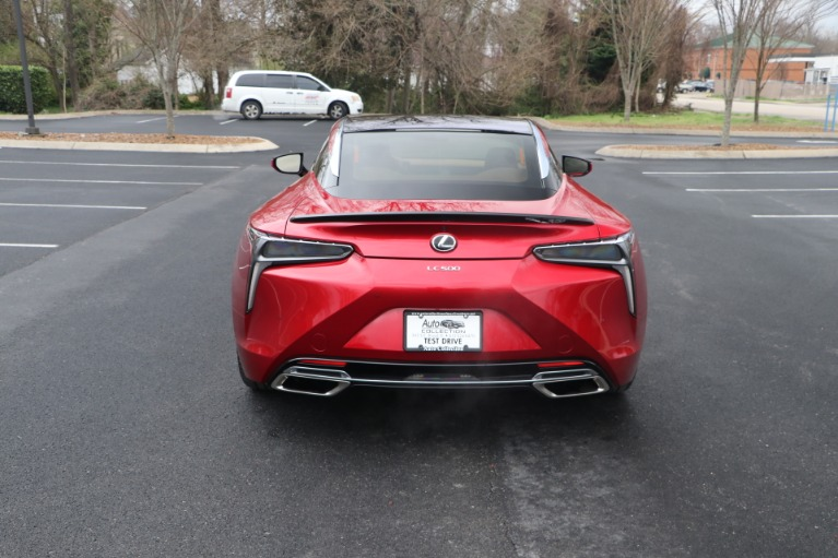 Used 2019 Lexus LC 500 COUPE W/SPORT PKG for sale Sold at Auto Collection in Murfreesboro TN 37130 6