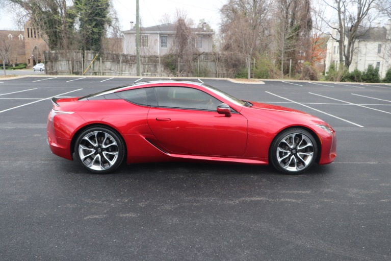 Used 2019 Lexus LC 500 COUPE W/SPORT PKG for sale Sold at Auto Collection in Murfreesboro TN 37130 8