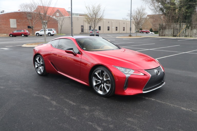 Used 2019 Lexus LC 500 COUPE W/SPORT PKG for sale Sold at Auto Collection in Murfreesboro TN 37130 1