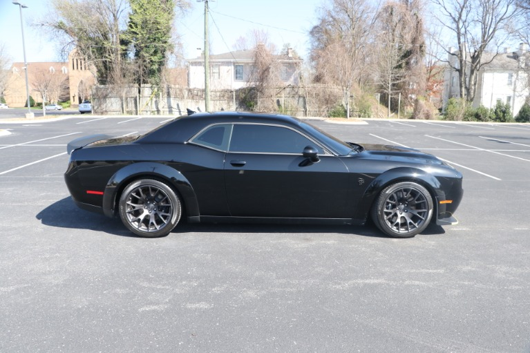 Used 2020 Dodge Challenger SRT HELLCAT RED EYE WIDEBODY W/NAV for sale Sold at Auto Collection in Murfreesboro TN 37130 8