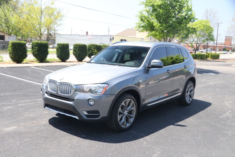 Used 2017 BMW X3 xDrive28i Sports Activity Vehicle w/NAV for sale $24,950 at Auto Collection in Murfreesboro TN 37130 2