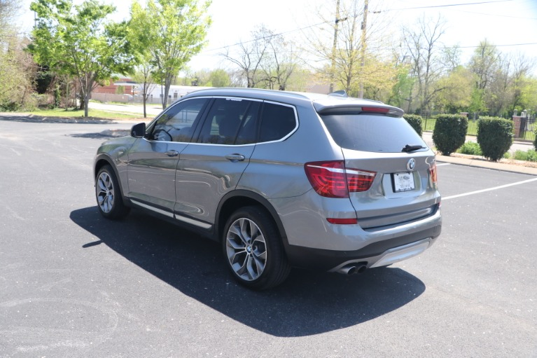 Used 2017 BMW X3 xDrive28i Sports Activity Vehicle w/NAV for sale $24,950 at Auto Collection in Murfreesboro TN 37130 4