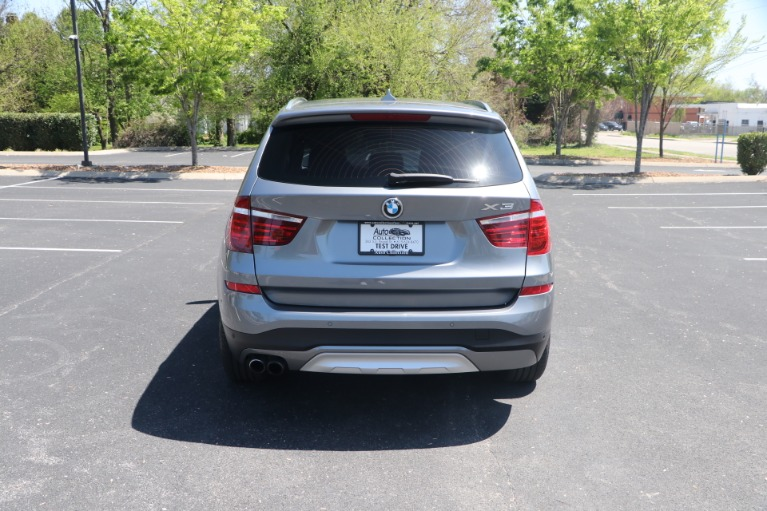 Used 2017 BMW X3 xDrive28i Sports Activity Vehicle w/NAV for sale $24,950 at Auto Collection in Murfreesboro TN 37130 6