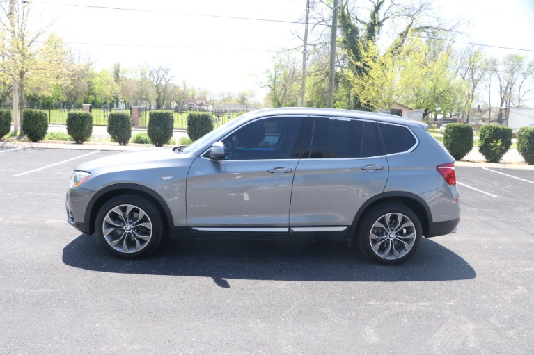 Used 2017 BMW X3 xDrive28i Sports Activity Vehicle w/NAV for sale $24,950 at Auto Collection in Murfreesboro TN 37130 7