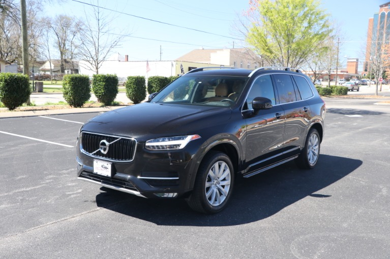 Used 2017 Volvo XC90 T6 MOMENTUM AWD W/NAV for sale Sold at Auto Collection in Murfreesboro TN 37130 2