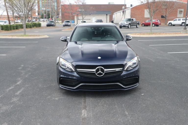 Used 2015 Mercedes-Benz C 63 S AMG W/NAV for sale Sold at Auto Collection in Murfreesboro TN 37130 5