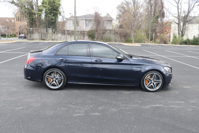 Used 2015 Mercedes-Benz C 63 S AMG W/NAV for sale Sold at Auto Collection in Murfreesboro TN 37130 8