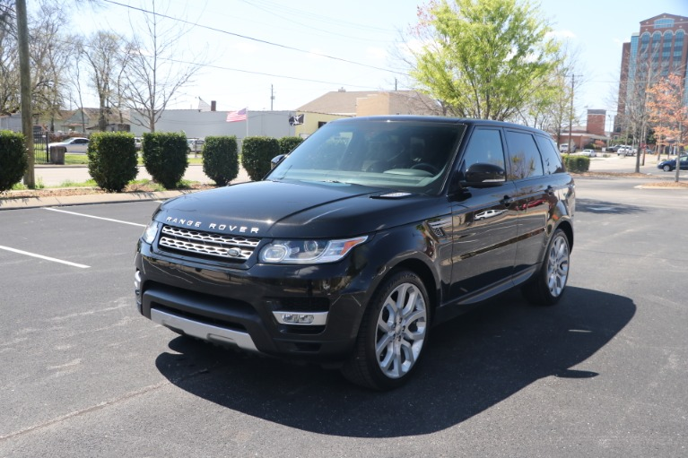 Used 2015 Land Rover Range Rover SPORT HSE 3.0 SUPERCHARGED AWD W/NAV for sale $34,950 at Auto Collection in Murfreesboro TN 37130 2
