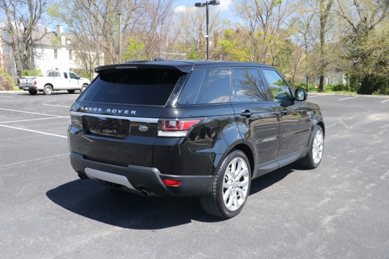 Used 2015 Land Rover Range Rover SPORT HSE 3.0 SUPERCHARGED AWD W/NAV for sale $34,950 at Auto Collection in Murfreesboro TN 37130 3